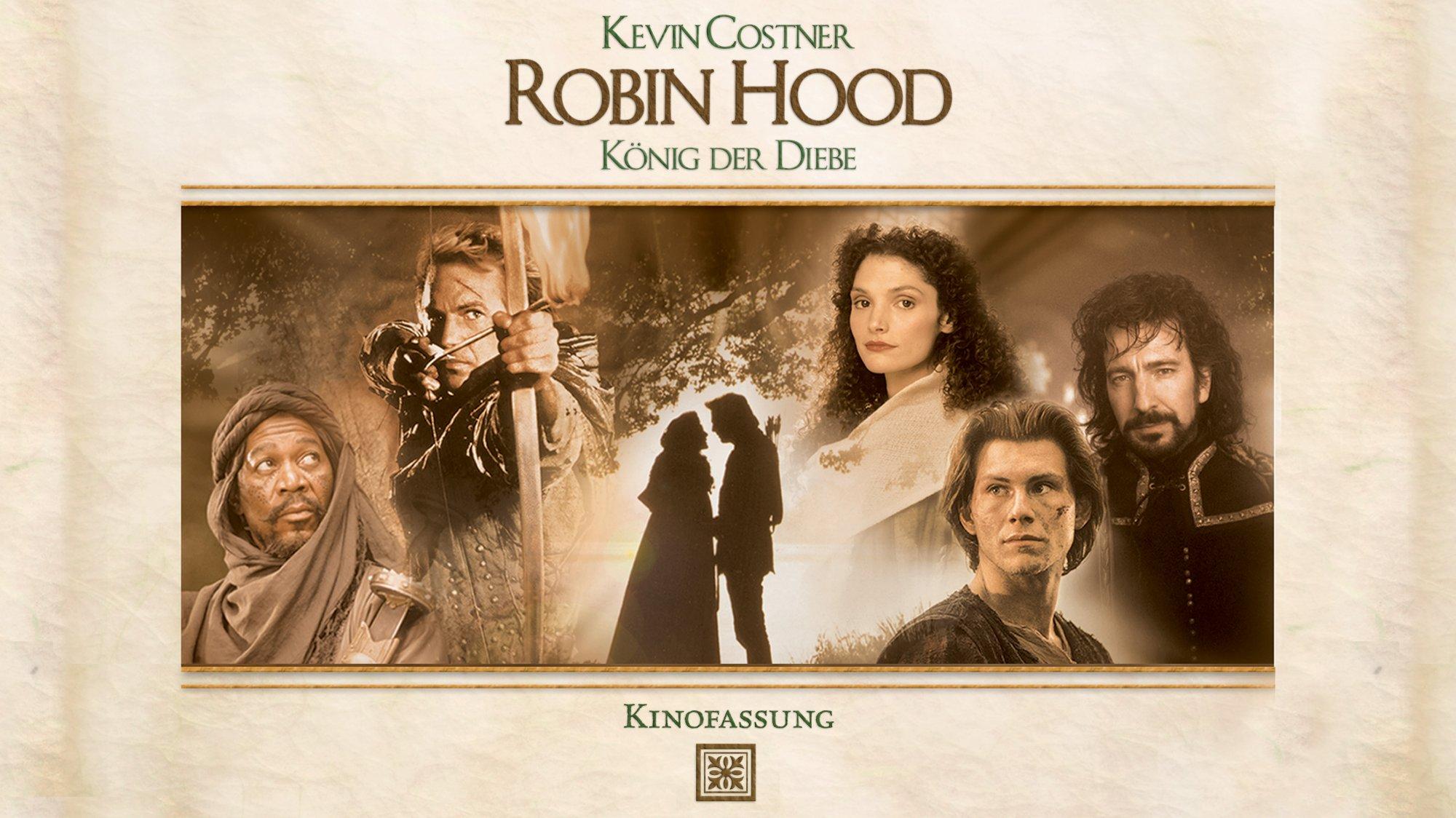 Robin Hood – König Der Diebe Stream