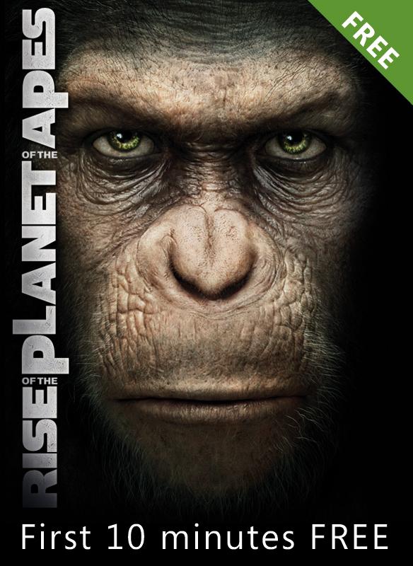 Planet Der Affen: Prevolution Stream