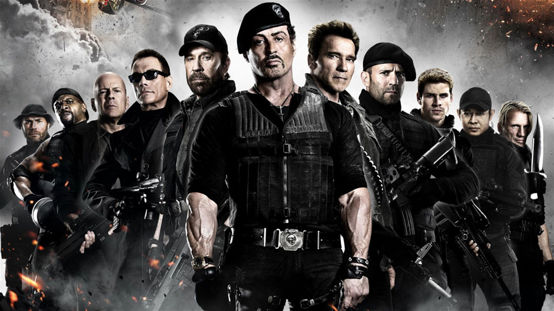 buy the expendables 2 - microsoft store
