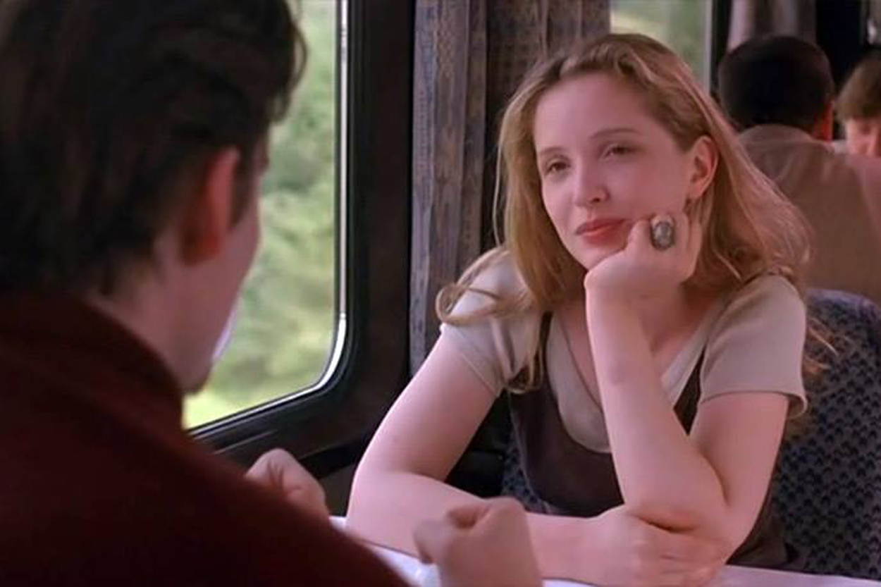Julie Delpy in age of ultron