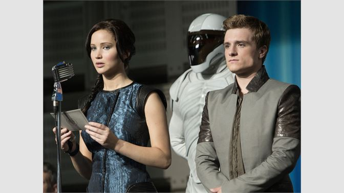 Get The Hunger Games Catching Fire Featurette Catching Fires New