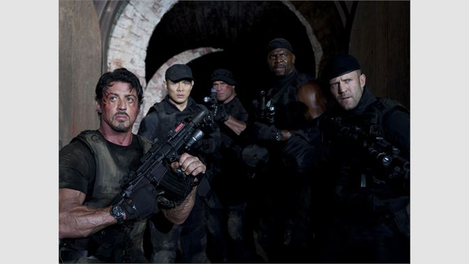 Buy The Expendables 1,2 & 3 - Microsoft Store