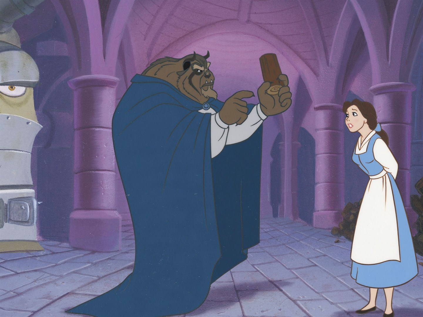 beauty and the beast 2 the enchanted christmas 1997