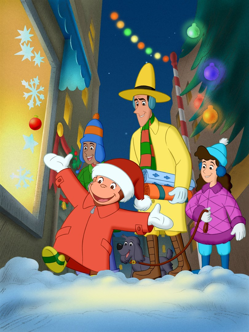 Curious George Christmas.Buy Curious George A Very Monkey Christmas Microsoft Store