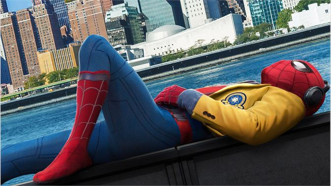 Spider Man Far From Home Spider Man Homecoming Kaufen