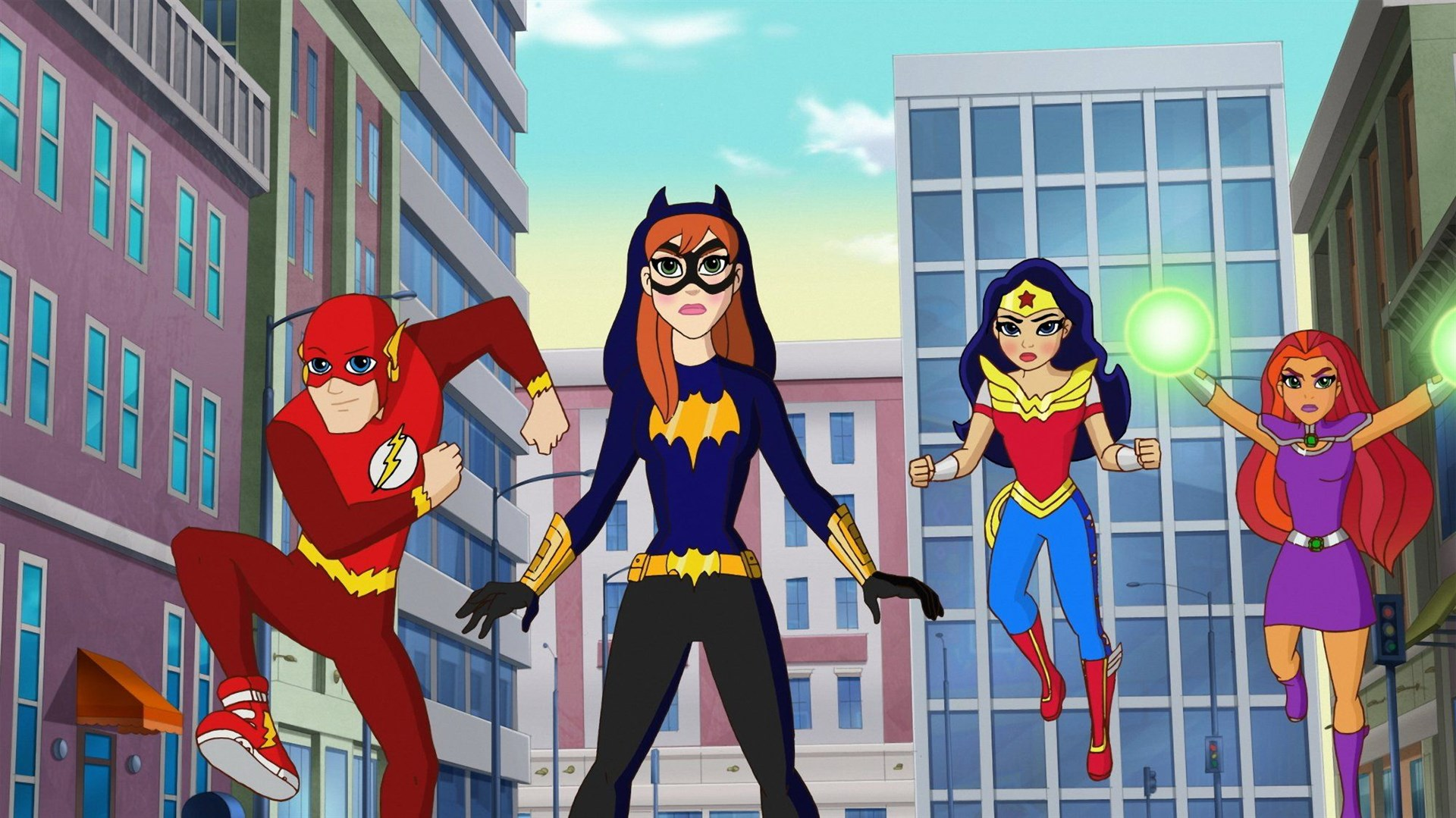 Buy DC Super Hero Girls: Intergalactic Games - Microsoft Store en-NZ