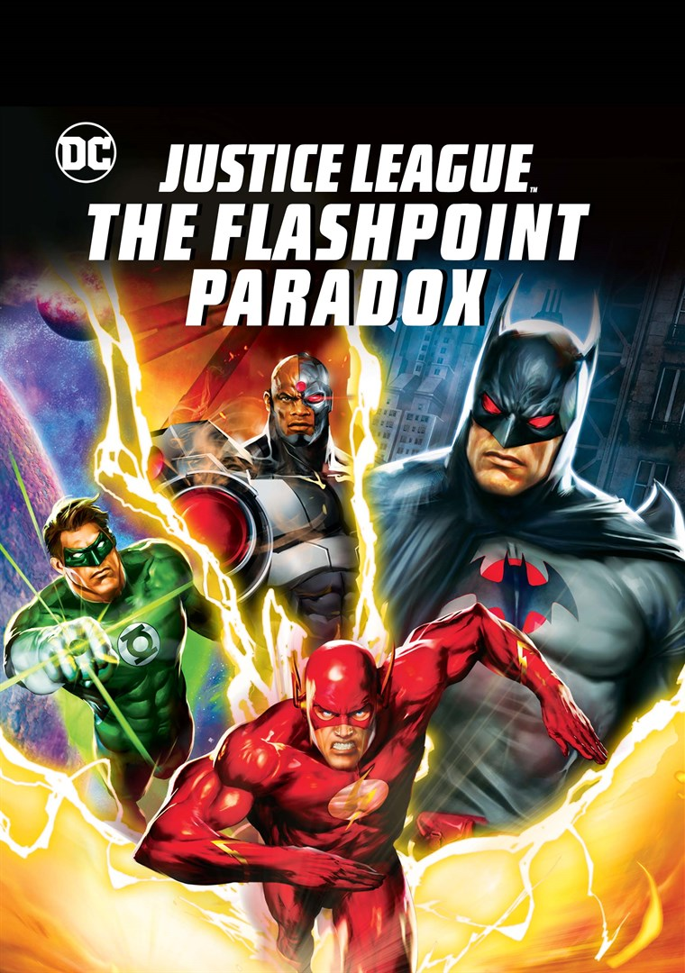 download justice league the flashpoint paradox