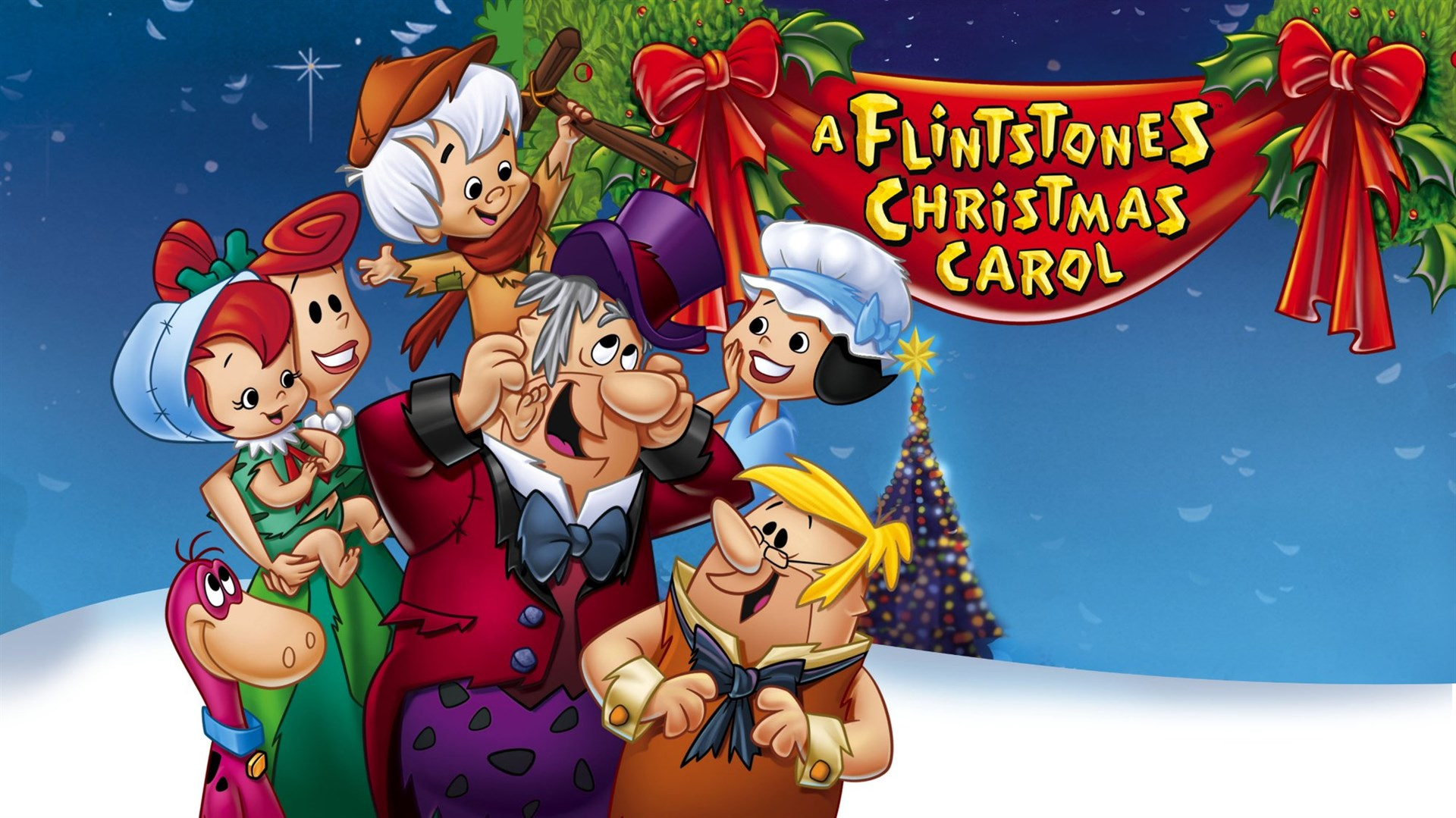Christmas Carol.Buy The Flintstones A Flintstones Christmas Carol Microsoft
