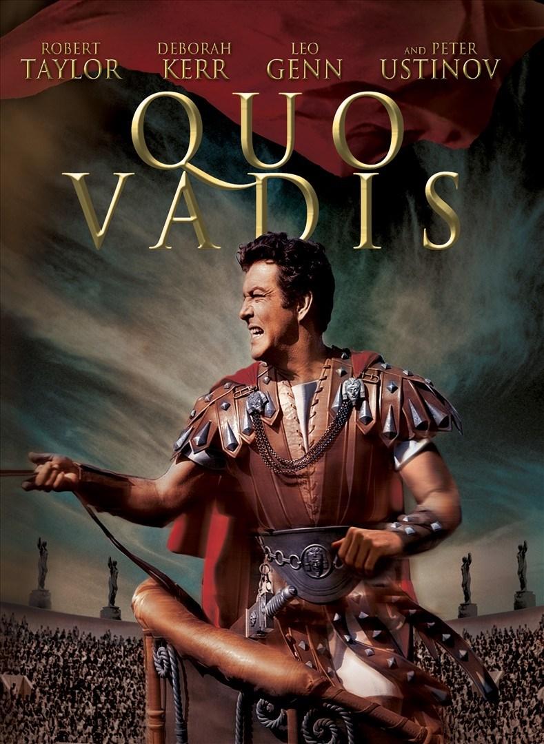 Resultado de imagem para Quo Vadis (1951)