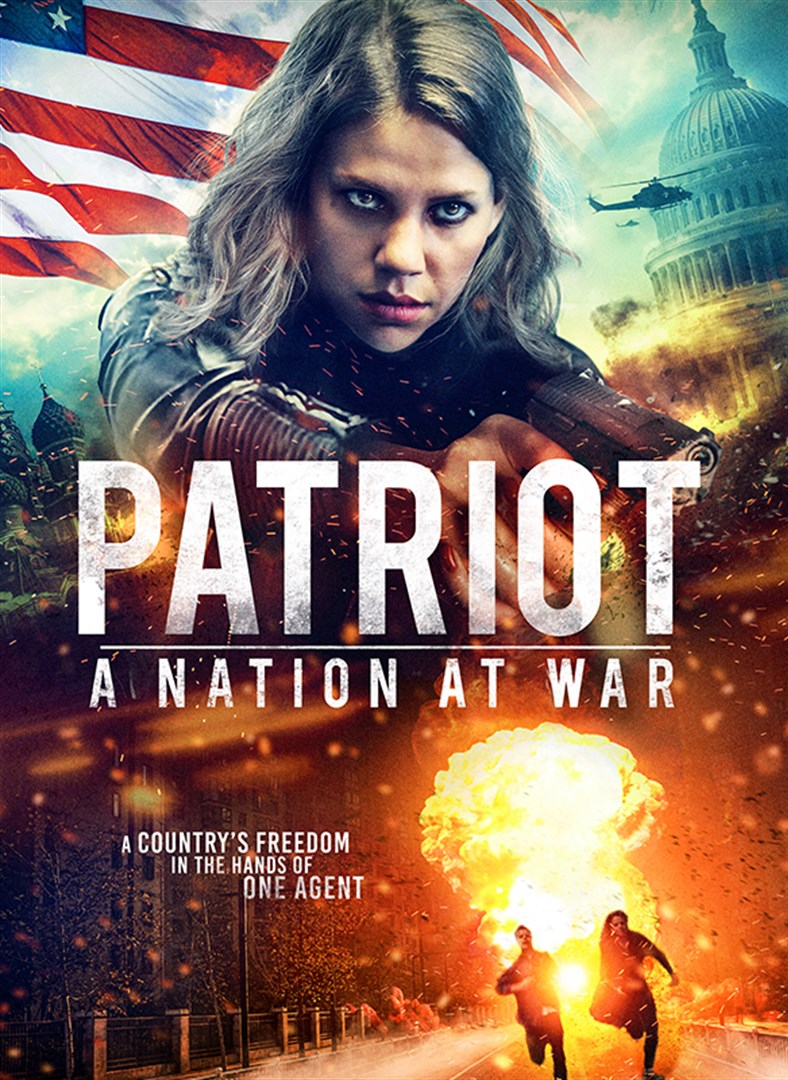 Patriot – A Nation at War (2020) ORG Hindi Dual Audio 480p WEBRip x264 350MB
