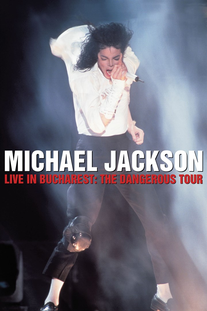 Buy Michael Jackson: Live in Bucharest - The Dangerous Tour - Microsoft  Store