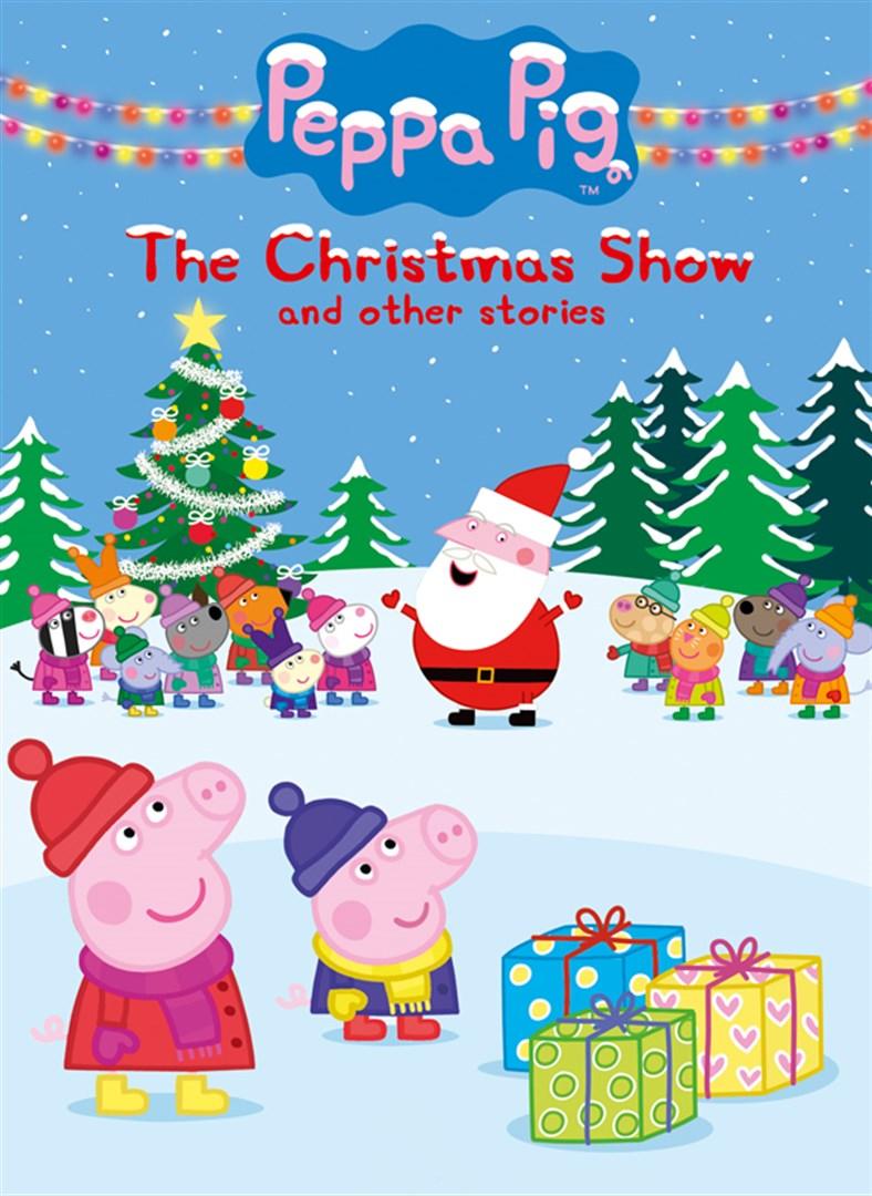 Peppa Pig Christmas.Buy Peppa Pig The Christmas Show Microsoft Store En Nz
