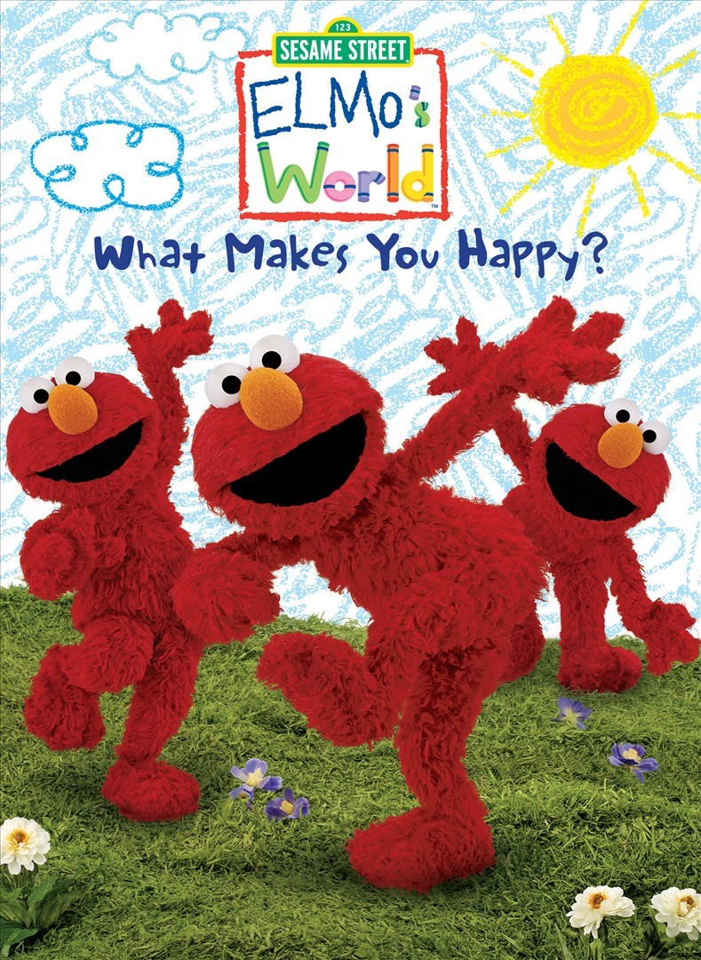 Buy Sesame Street Elmo S World What Makes You Happy
