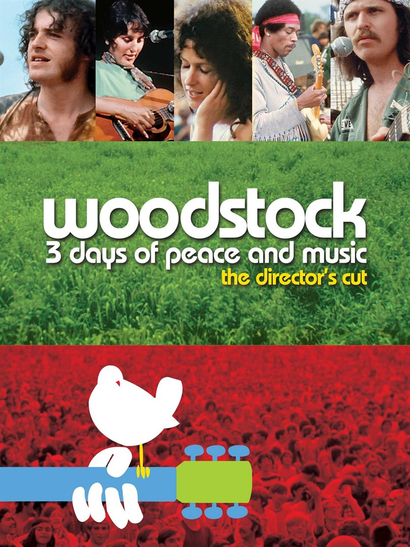 Buy Woodstock 3 Days Of Peace And Music Director S Cut
