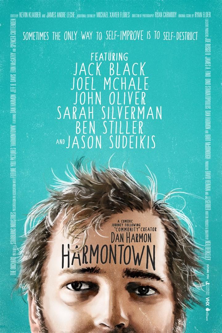 download harmontown