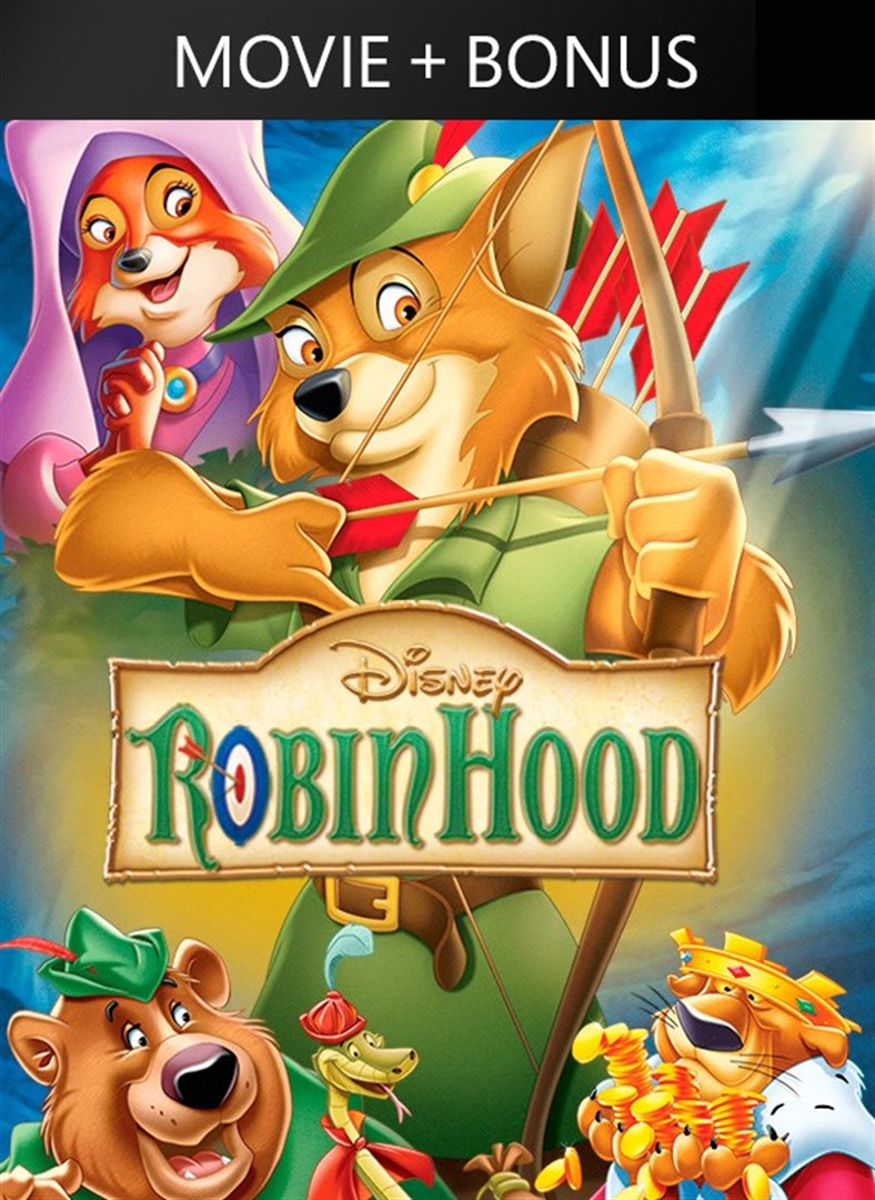 Buy Robin Hood Animated 1973 Bonus Microsoft Store En Ca