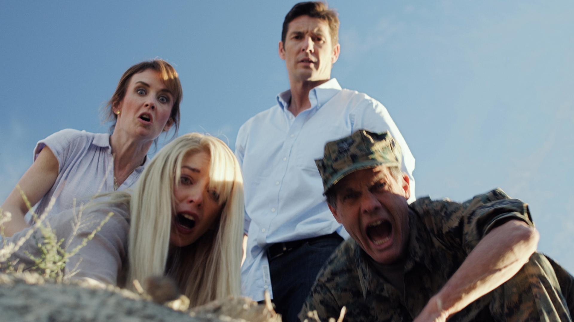 San Andreas Mega Quake Film Complet
