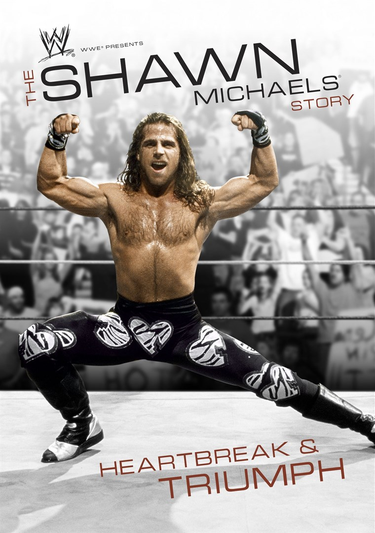 Buy Wwe The Shawn Michaels Story Heartbreak And Triumph