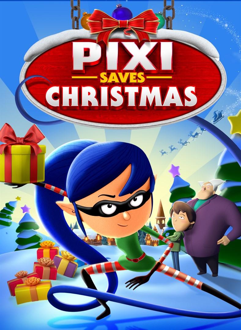 Save Christmas.Buy Pixi Saves Christmas Microsoft Store