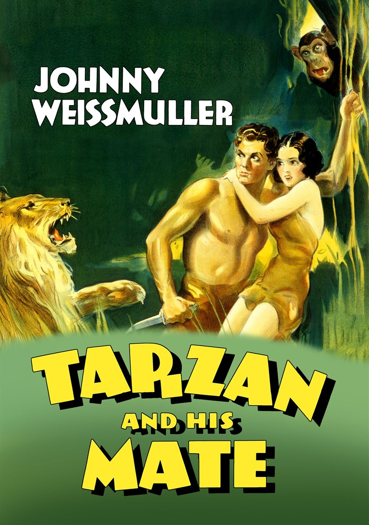 JOHNNY TÉLÉCHARGER WEISSMULLER FILM TARZAN GRATUIT AVEC