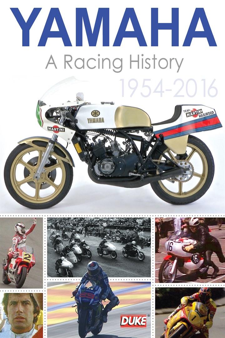 Buy Yamaha Racing History 1954-2016 - Microsoft Store