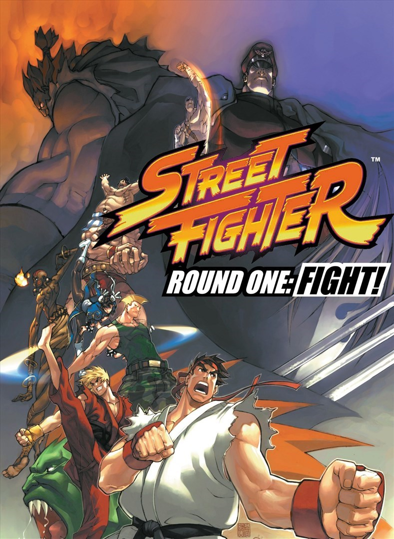 Buy Street Fighter: Round One - Fight! - Microsoft Store