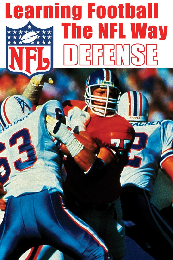 classic fit e17b9 38285 Buy Learning Football the NFL Way: Defense - Microsoft Store