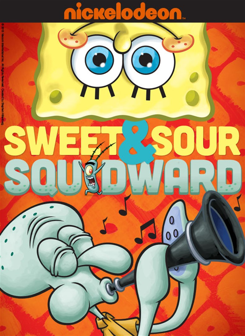 Buy Sweet And Sour Squidward Microsoft Store