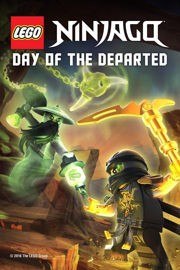 Buy LEGO Ninjago: Day of the Departed - Microsoft Store en-IE