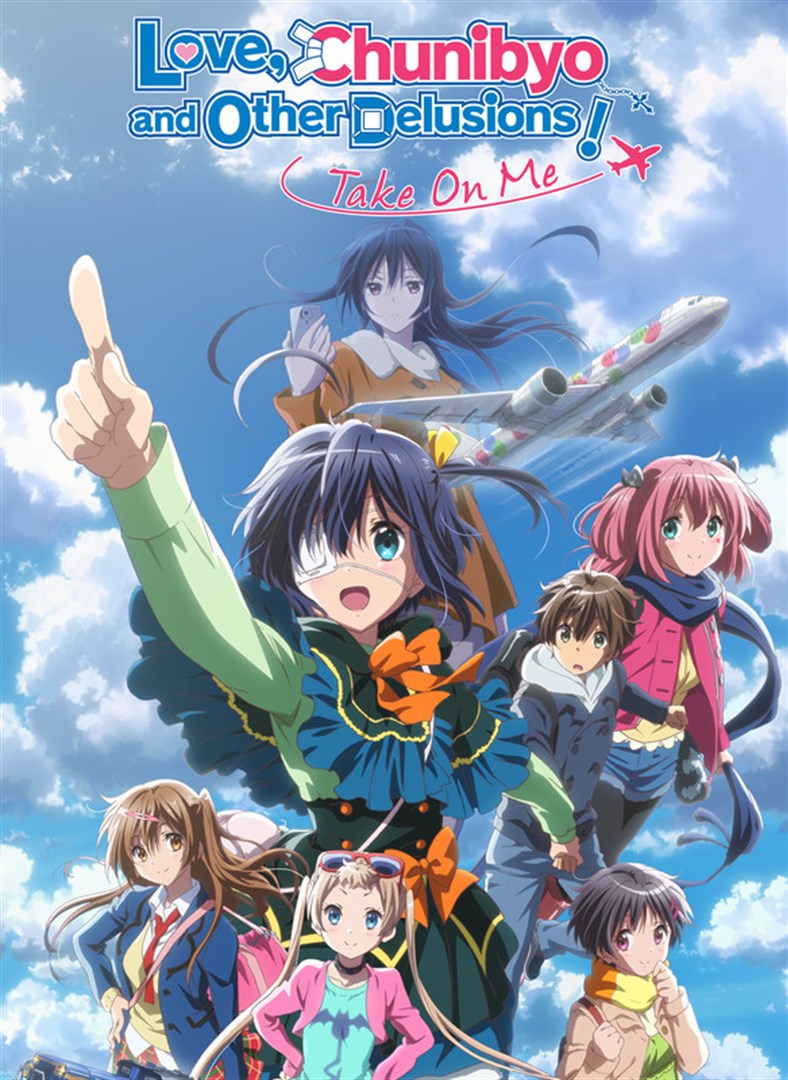 Buy Love Chunibyo Other Delusions Take On Me English