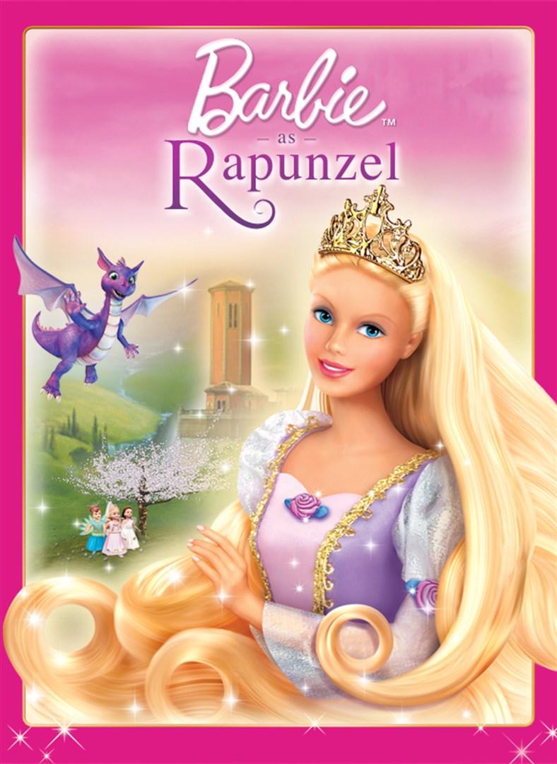 Buy Barbie As Rapunzel Microsoft Store En Gb