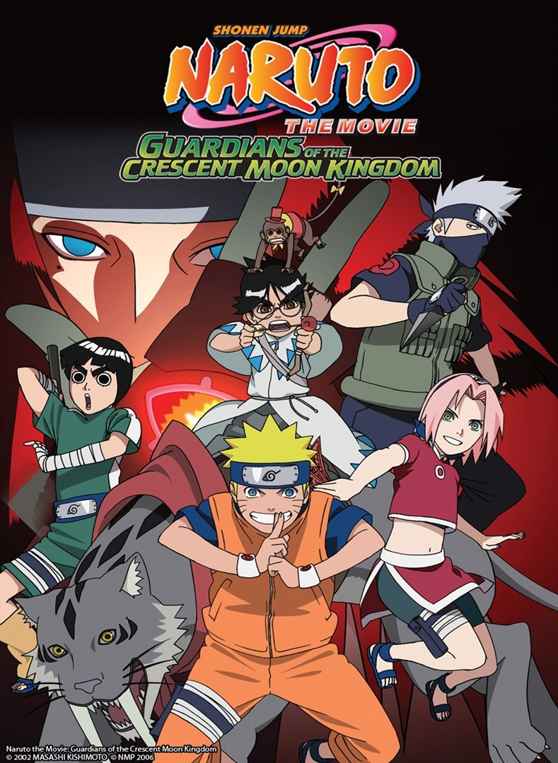 Buy Naruto The Movie 3 - Guardians of the Crescent Moon Kingdom - Microsoft  Store en-CA
