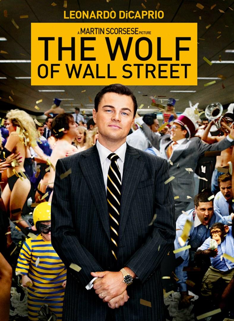 The Wolf Of Wall Street Åldersgräns