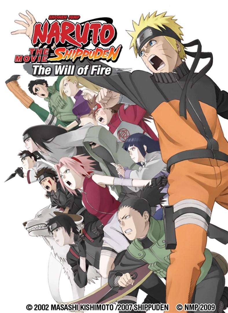 Buy Naruto Shippuden The Movie The Will Of Fire Microsoft Store