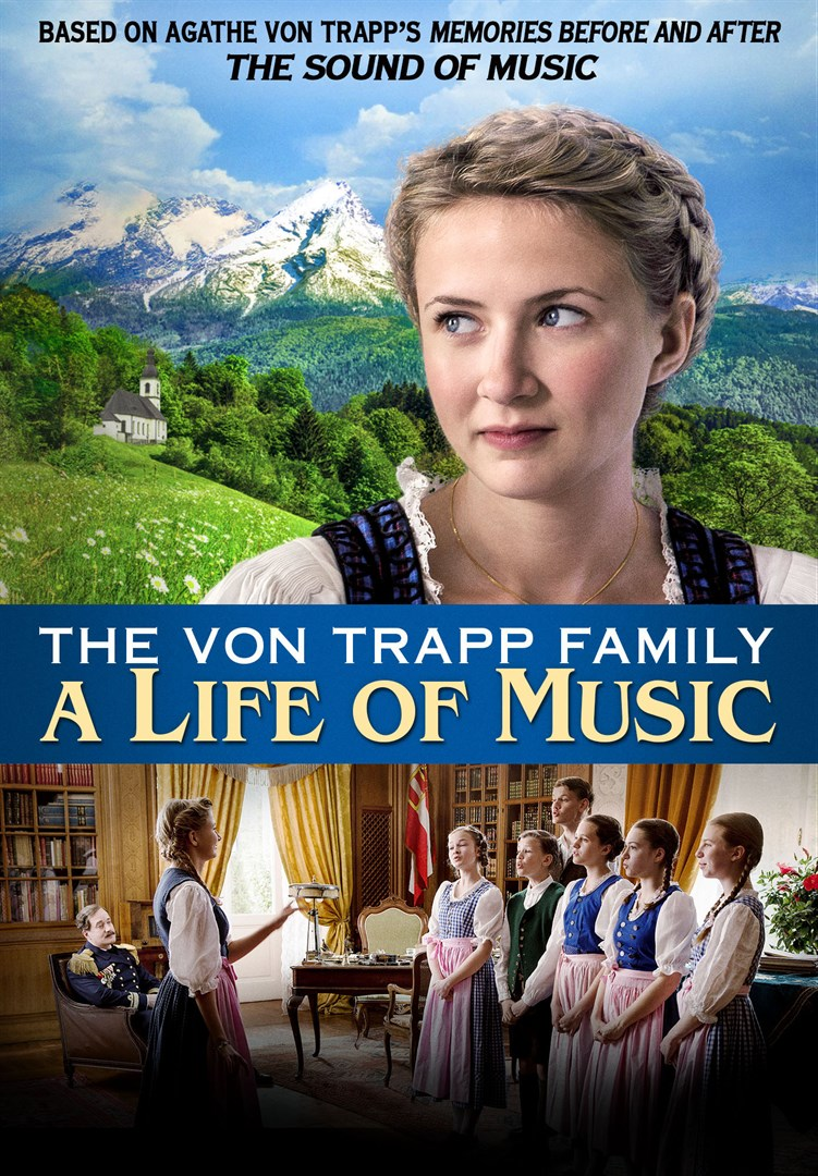 Buy The Von Trapp Family A Life Of Music Microsoft Store
