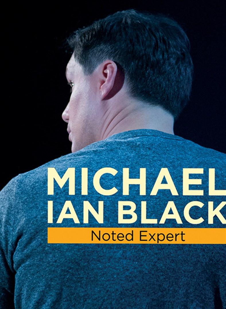 michael ian black noted expert