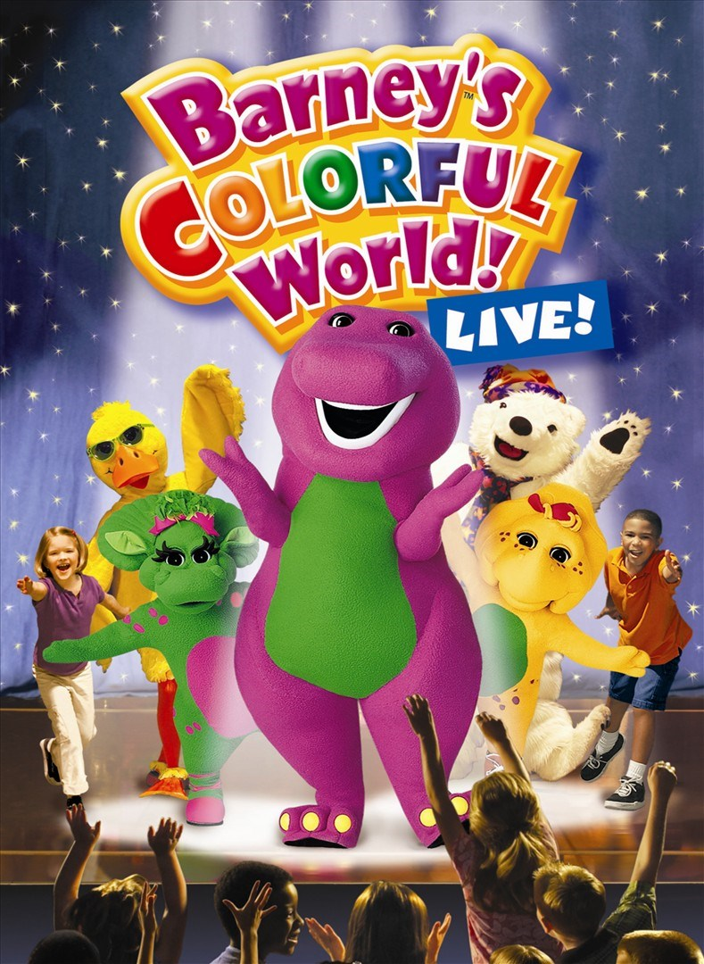 Buy Barney\'s Colorful World! Live! - Microsoft Store