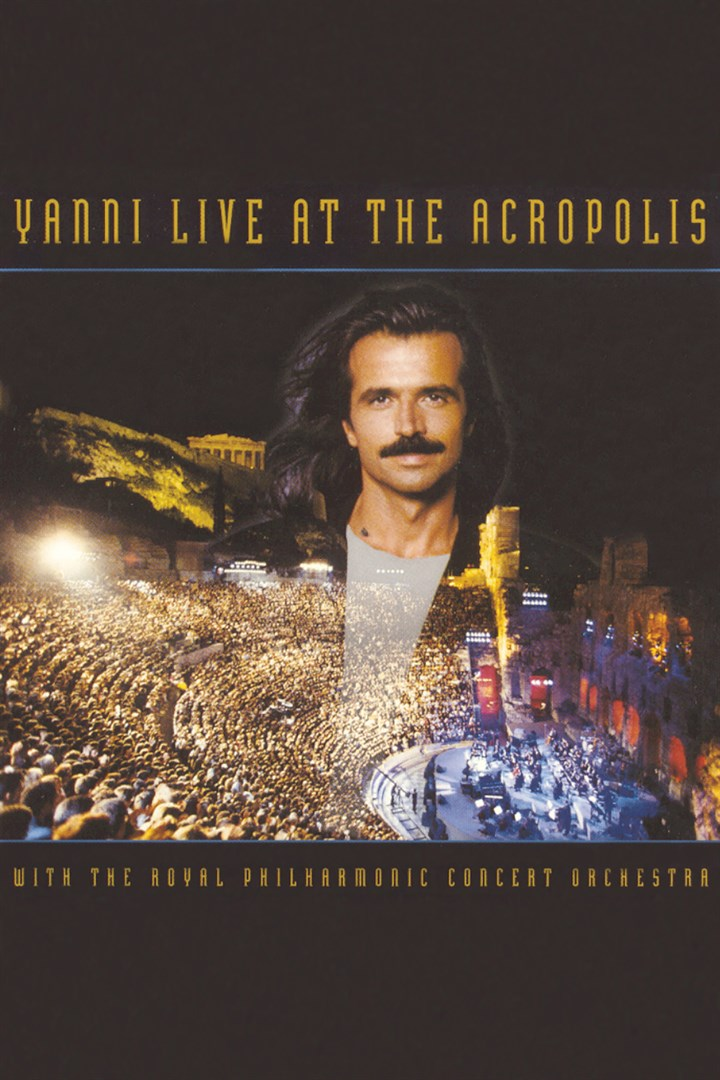 Buy Yanni: Live at the Acropolis - Microsoft Store en-CA