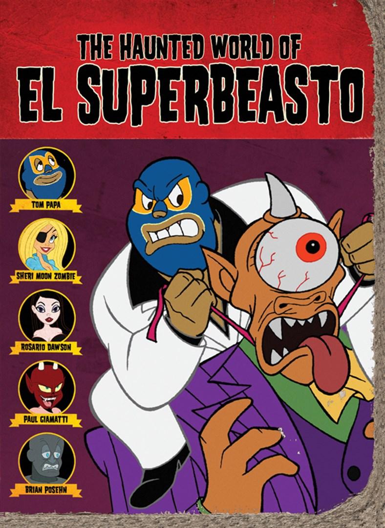 Buy Rob Zombie Presents The Haunted World Of El Superbeasto