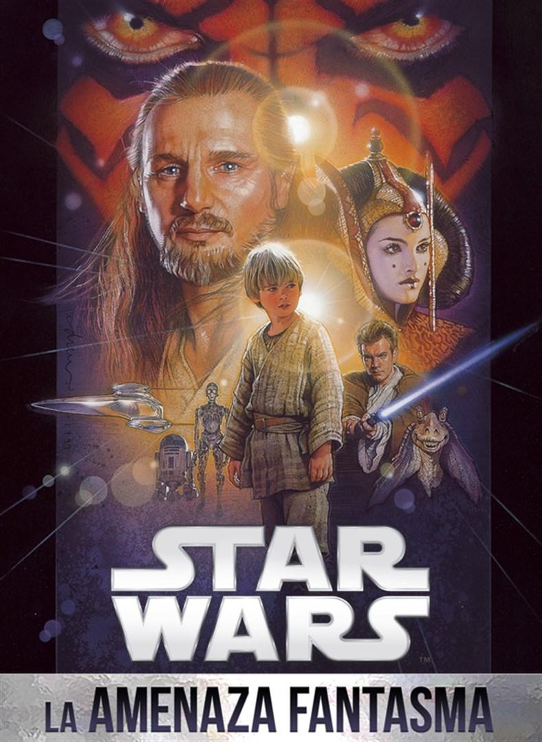 Resultado de imagen de star wars la amenaza fantasma