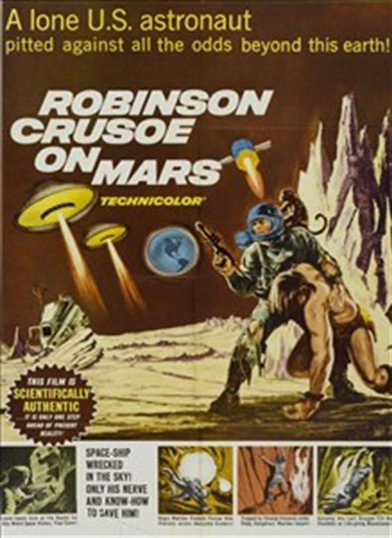 Buy Robinson Crusoe on Mars - Microsoft Store en-NZ