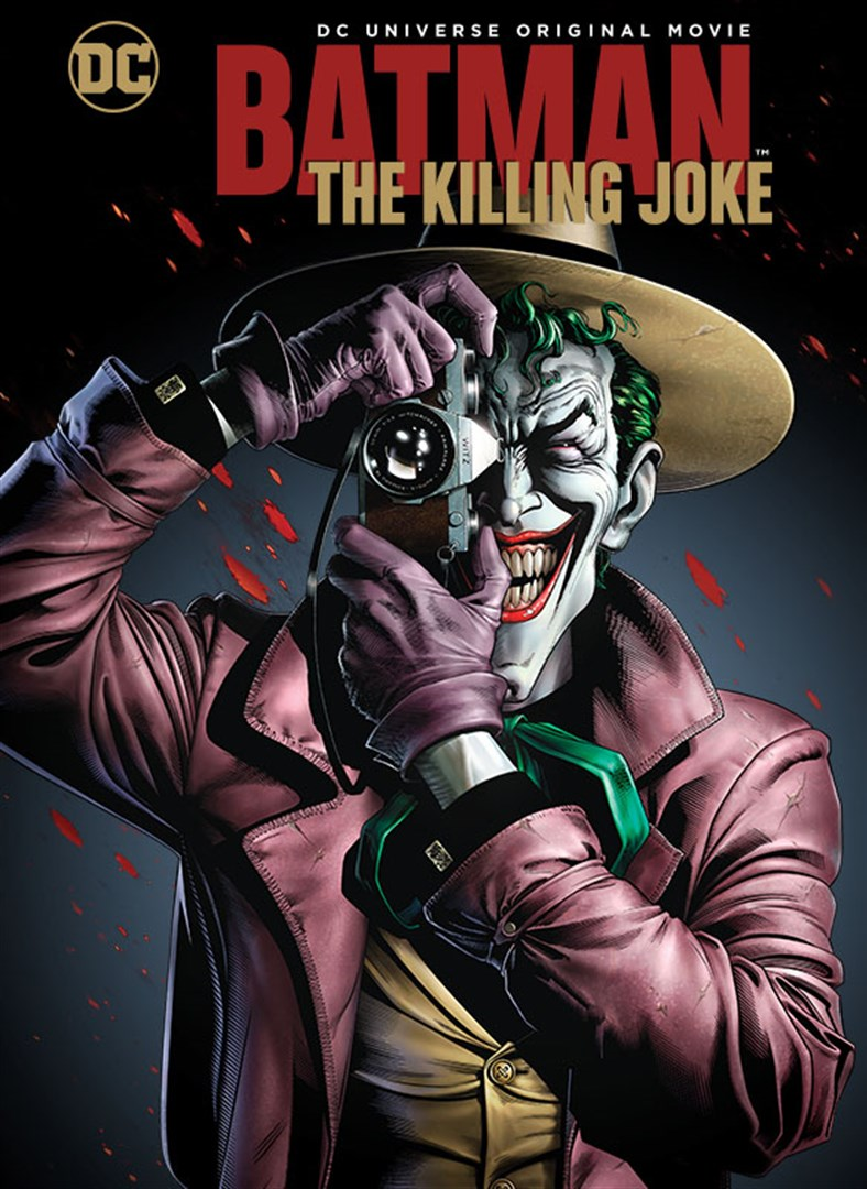 Comprar Batman: The Killing Joke + Bonus - Microsoft Store es-US