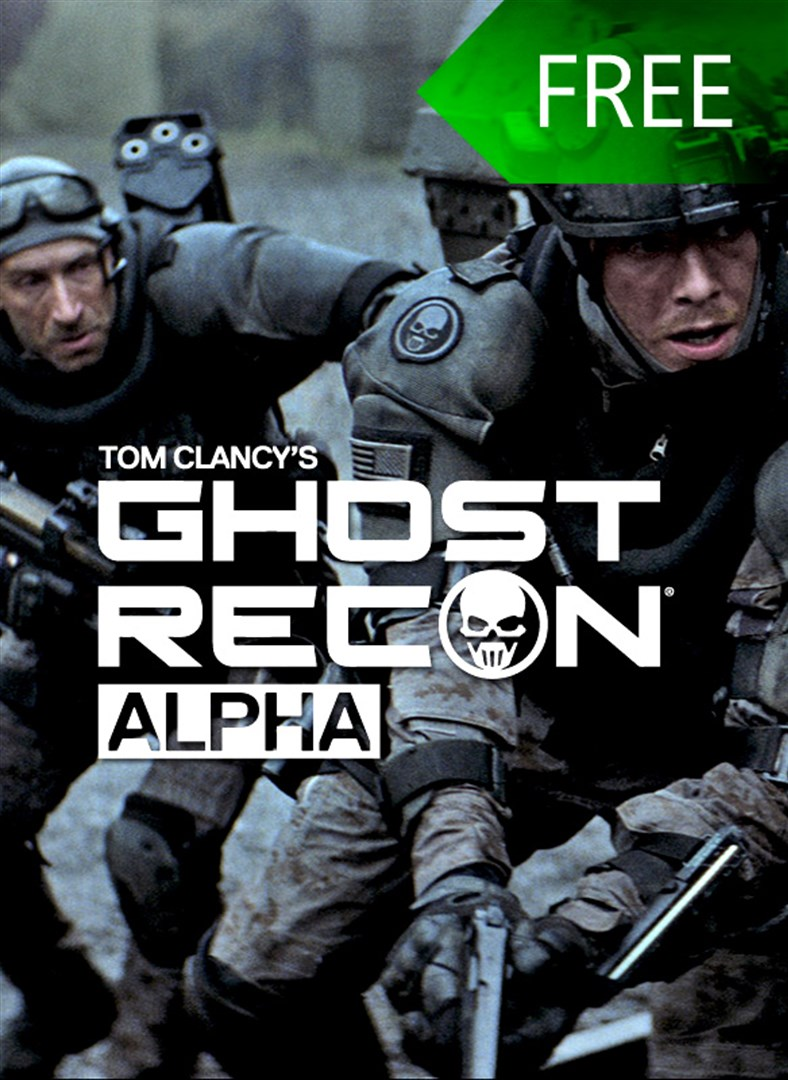 Get Tom Clancy S Ghost Recon Alpha The Movie Microsoft Store