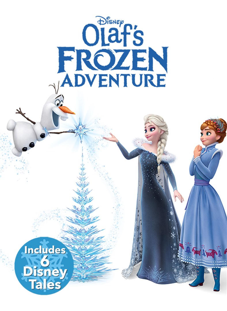 Buy Olaf\'s Frozen Adventure Plus 6 Disney Tales - Microsoft Store en-CA