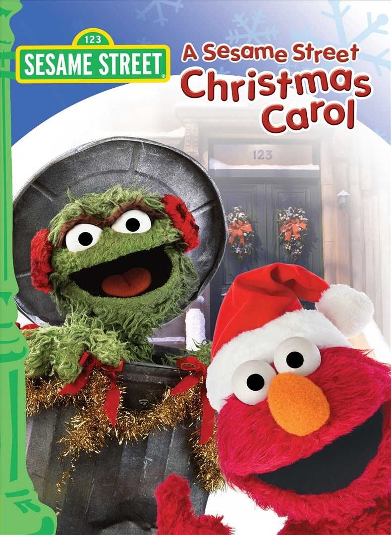 Christmas Eve On Sesame Street.Buy Sesame Street A Sesame Street Christmas Carol
