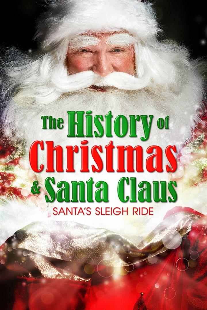 History of Christmas & Santa Claus