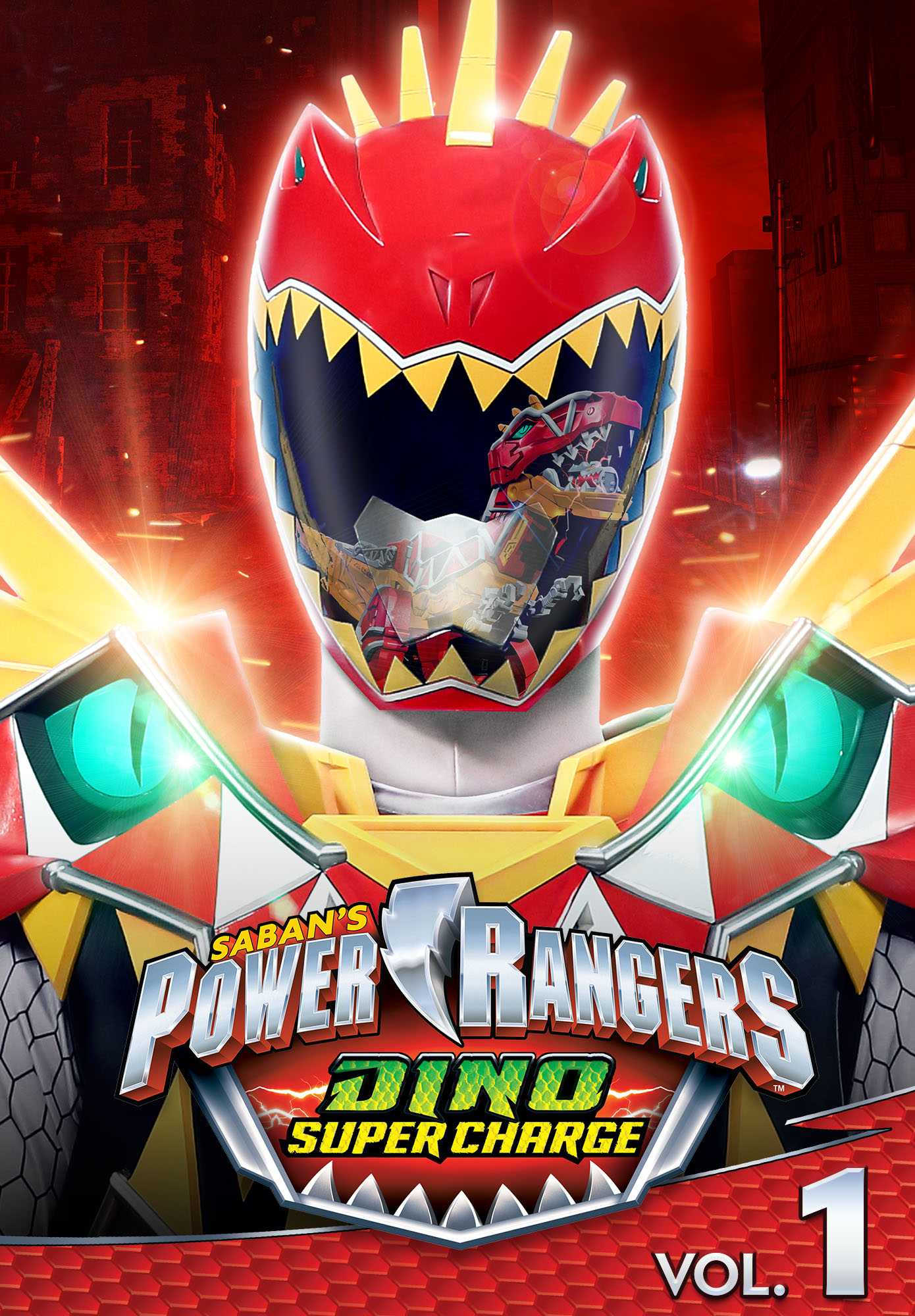 - Buy Power Rangers: Dino Super Charge - Volume 1 - Microsoft Store