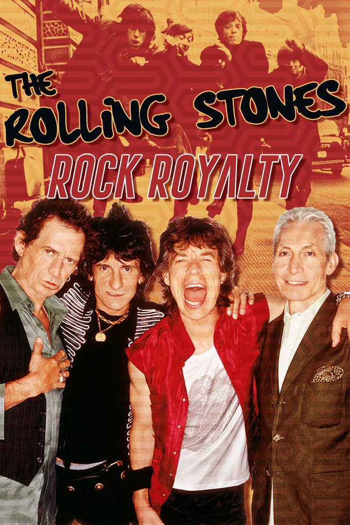 Buy The Rolling Stones: Rock Royalty - Microsoft Store