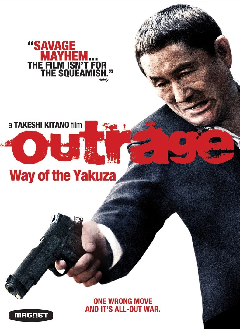Buy Outrage: Way of the Yakuza - Microsoft Store
