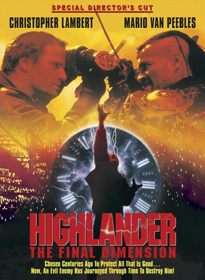 Resultado de imagem para highlander 3
